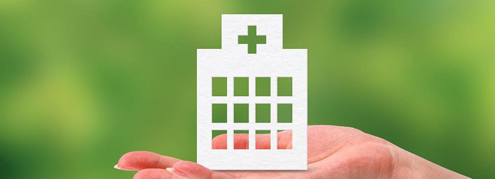 医療報酬・介護報酬のイメージ