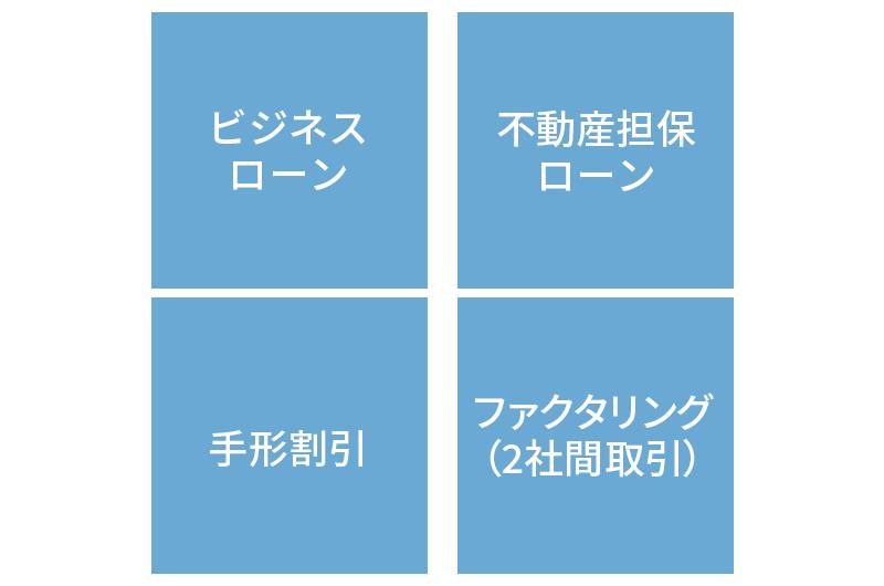 つなぎ資金4つの調達方法