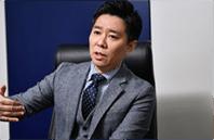 代表取締役社長 佐々木英世